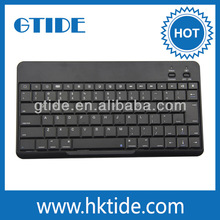new product Gtide KB553 Mini Bluetooth Keyboard with leather case for ipad