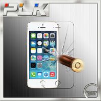 2015 New arrivel! 0.15mm Explosion-proof tempered screen protector for iPhone 5 oem/odm (Glass Shield)