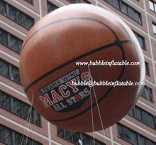 Huge Basketball helium balloon inflatables good price for sale