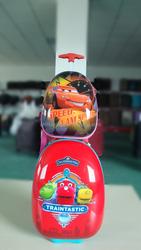 Cartoon Printing Kids Trolley Bag Backpack School Bag