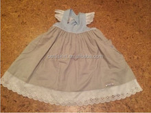 Factory wholesale well dressed wolf remake lace dress latest frock designs for teenage girl