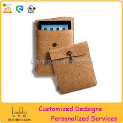 Boshiho cork case for pad air tablets cases,for ipad case
