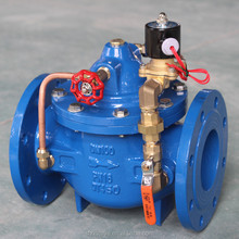 China product cast iron electric water pressure regulator valve