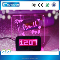 2015 Hot Selling and Newest Fashion Design Beautiful Alarm Clock