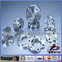 stainless steel different types of flanges