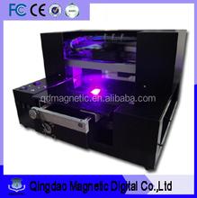 solvent uv flatbed printer uv ink glass printer