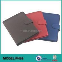 RFID Blocking leather Multi-function Travel Passport Credit Id Card Cash Holder Organizer Wallet Purse Case Bag