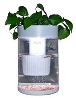High quality built-in filter 5w 7w RGB light acrylic fish tank price
