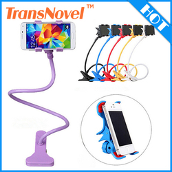 2015 creative products smartphone lazy holder lazy bracket mobile phone stand