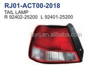 tail lamp for hyundai accent 00 01 OEM 92402-25200 L 92401-2 0