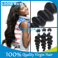 High Quality 100% Virgin Human Hair Unprocessed Hair Sexy Products For Woman