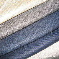 winter and fall wholesale 100% wool stripe fabric for coats