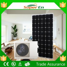 air conditioner installation kit, cooling&heating 48V 12000BTU 100% DC r410a solar air conditioner for homes