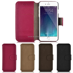 Ultra Thin Commercial Design Pu Wallet Leather New Case For IPhone 6