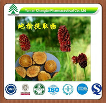 100% Natural Sanguisorba Officinalis Root Extract Powder 20% Saponins