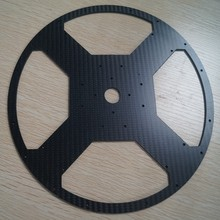 3K Twill and Plain Carbon Fiber Plate, CNC Carbon Plate