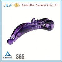 Artstar dragon hair clips 7077