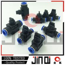 Tubo neumático apropiado, neumático rápido conector, tubo connectoer, Couplings-12