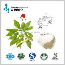 free sample ginseng extract HACCP KOSHR FDA China supplier natural free pesticide ginsenoside extract red korean ginseng