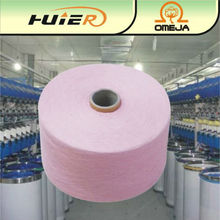 2014 High quality OE 65/35 polyester cotton yarn for knitting convey band
