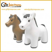 Custom Animal Toy Stress Reliever, Horse Shaped Antistress Ball