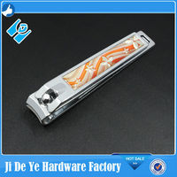 factory price high quality Exquisite Sliver Metal Nail Clipper Cutter