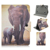 Elephants 7.9inch Folio Stand PU Leather Smart Covers New Case For iPad Mini Retina