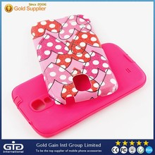 [NP-2233] Colorful Custom Design Love Case for Samsung for Galaxy S4 I9500