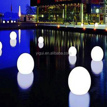 Floating LED ball 10-20cm diameter/swimming pool led balls/LED Ball Light Outdoor