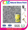 water based building project stone finish paint - brick/ tiles texture spray coating