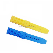 Wholesale Modern And Elegant In Fashion Adjustable Silicone Watch Strap