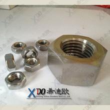 Alloy 59 UNS N06059 EN 2.4605 cashew nut alloy926 /1.4529