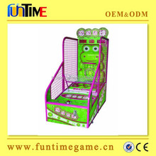 brand new high quality Coin operated simulator basketball games machine