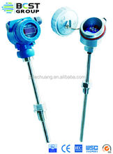 Temperature transmitter with thermowell
