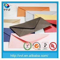 Wholesale mini gift envelope for gift cards,gift card envelope