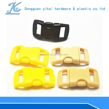 Fashion plastic luggage bag buckles,quick release buckle for sale,dog collar buckles
