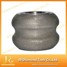Metal adhensive Diamond Scroll whell