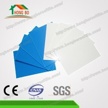 High quality Fine corrosion resistance pvc flat sheets price