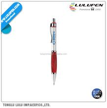 Marble Grip Metal Ball Point Promotional Pen (Lu-Q60774)