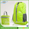 2015 Hot Sale New Fashion Foldable Nylon Backpack, Waterproof Foldable Backpack
