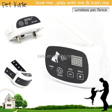 Brand New Wireless Instant Fence Pet Containment System Wholesale