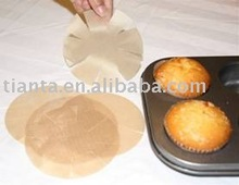 Easy cooking, Non-stick Muffin Tray Liner