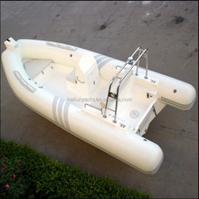 5 meters rigid inflatable boat with ce certificate made in china