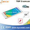 high configuration low price smart phone/low price flip mobile phone/shenzhen 4g lte mobile phone manufacturers