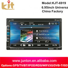 2 din car stereo with ATV/3g/wifi ipod function