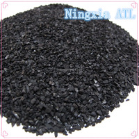 Granular Coconut Shell Activated Carbon used in gold recovery