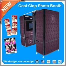 Entretenimiento de fotos de la máquina expendedora para alquiler