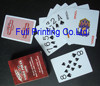video poker cards paper playing cards