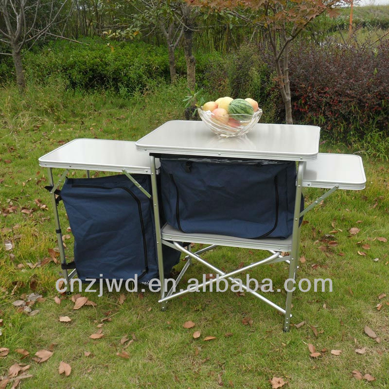 Outbound Folding Basecamp Kitchen / Deluxe Culinary Setup