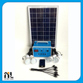 Kit de Energías Renovables Generador solar portátil casa Kit de seguimiento solar